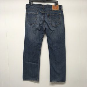 Levi's 559 Jeans 36 x 30 All Cotton Frayed